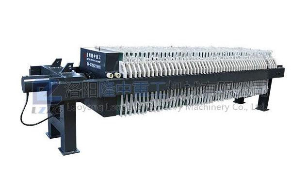 板框压滤机